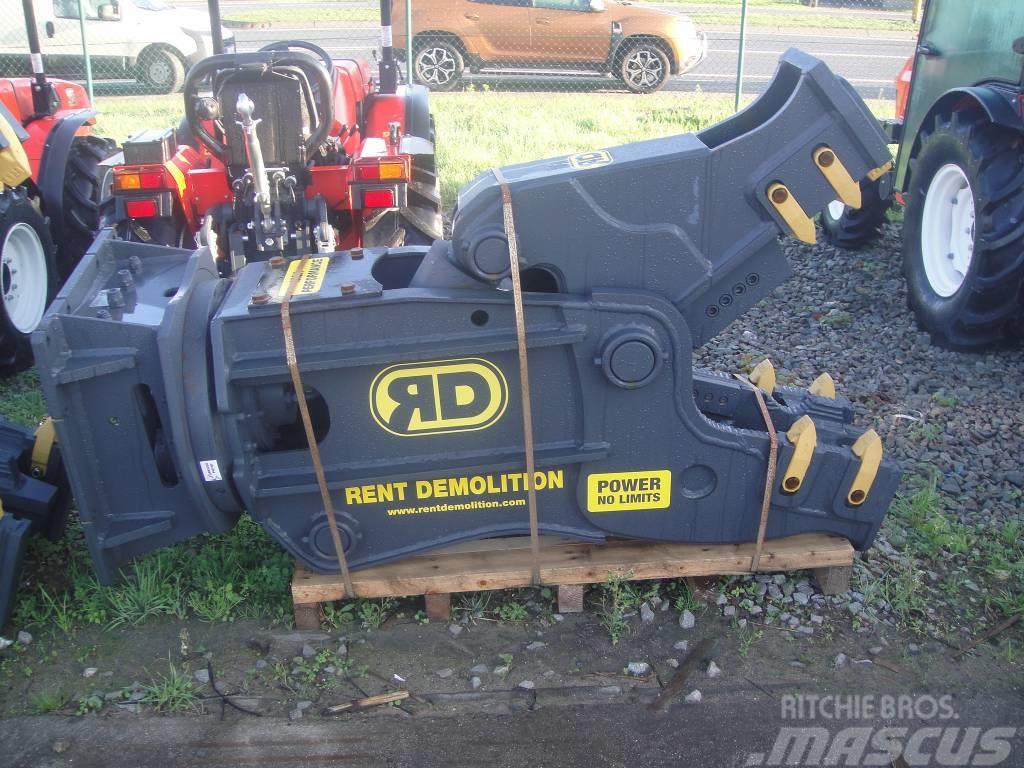 Rent Demolition RD 15 crusher