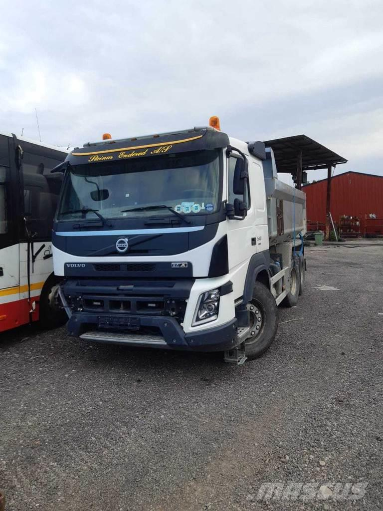 Volvo FMX 540 6X4 EURO6 FOR PARTS