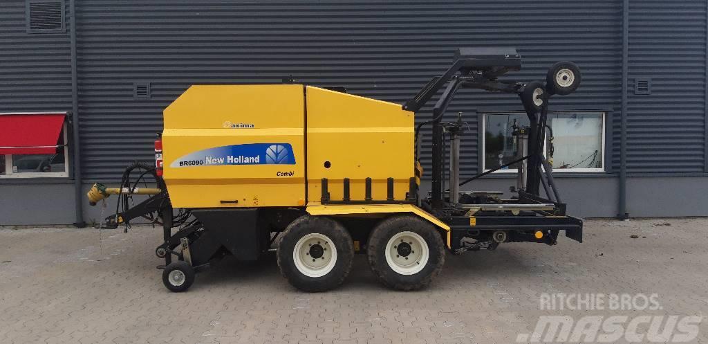 New Holland BR6090 Kombipress