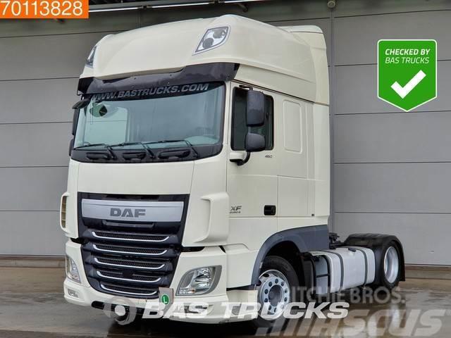 DAF XF 460 4X2 Intarder Mega SSC Euro 6