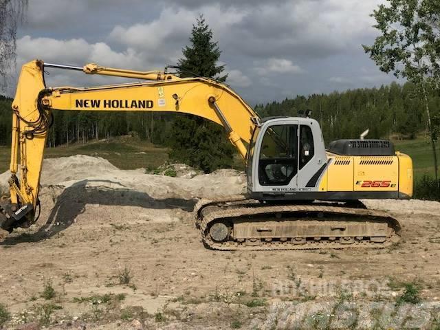 New Holland E 265 B