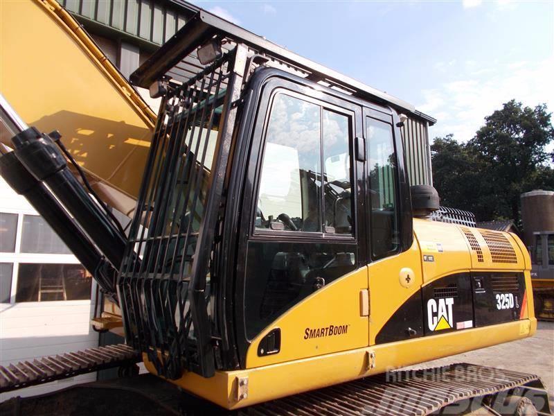 Caterpillar Cabin protection - 320 - 322 - 324 - 325 - 330