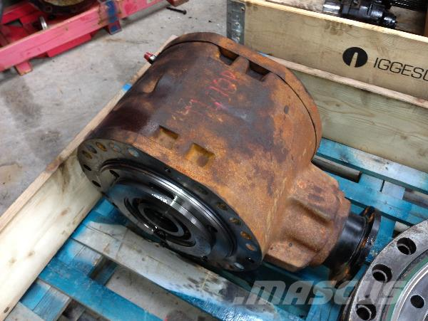 John Deere 1470D Differential LOK 137 F066768