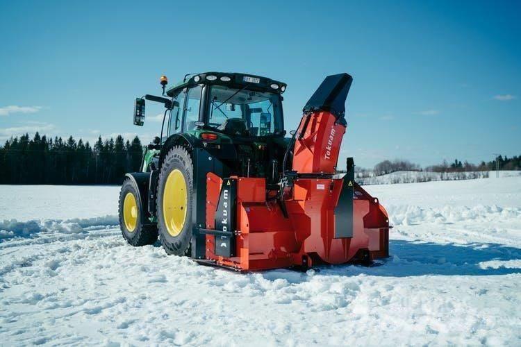 Tokvam 256 The Big Snöfräs