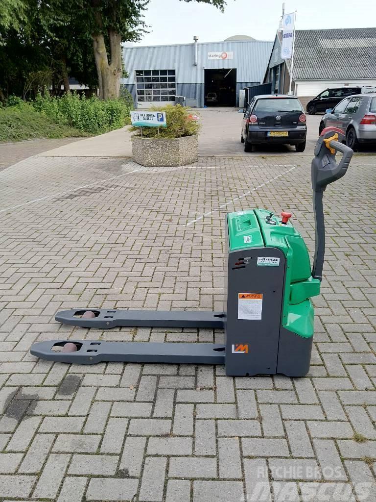 [Other] LiftM MPB18E pallettruck NIEUW