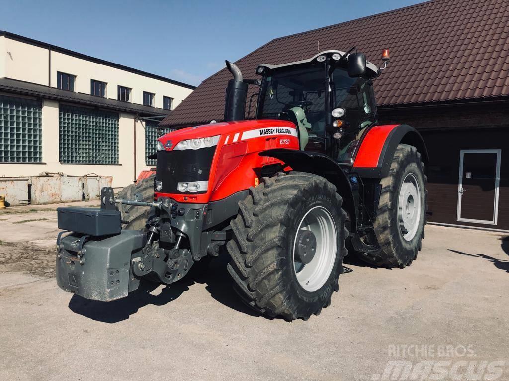 Massey Ferguson 8737 Dyna VT