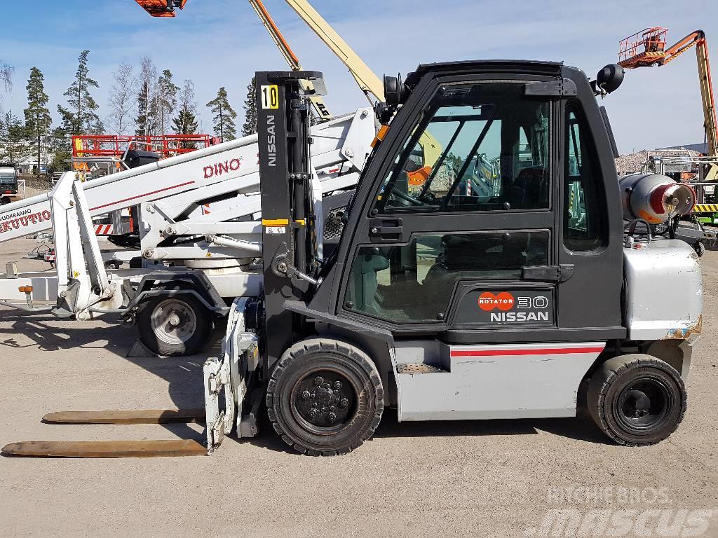 Nissan UG1D2A30LQ