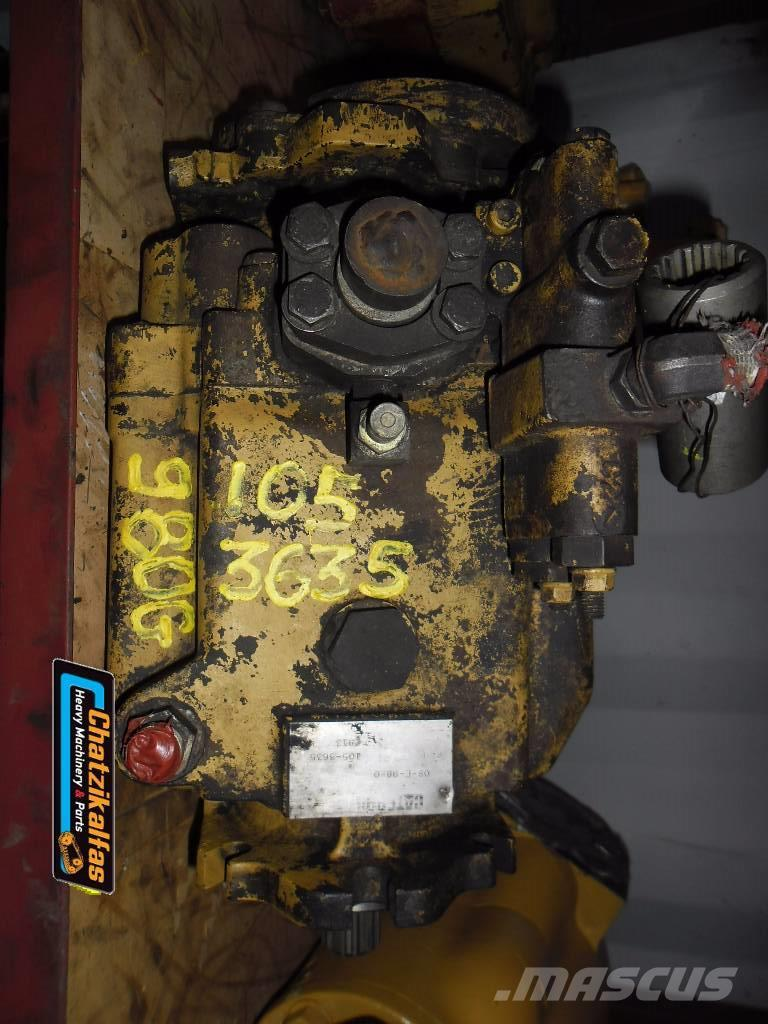 Caterpillar Hydraulic Pump for 980G Wheel Loader