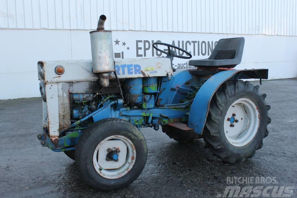 купить колёсные и гусеничные тракторы для сельского хозяйства Gorter