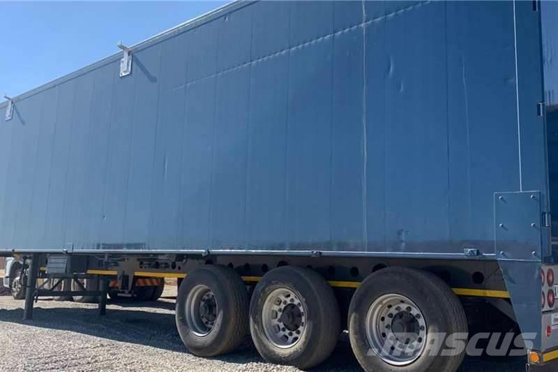 Afrit 2007 Afrit Walking Floor Available