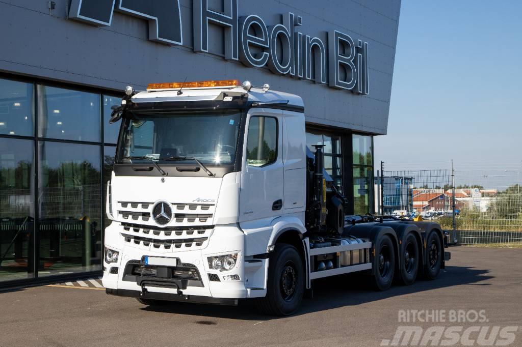 Mercedes-Benz AROCS V 3253 L 8X4