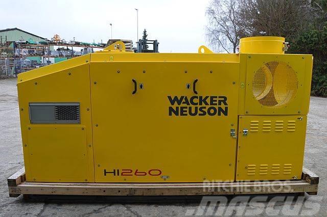 Wacker Neuson HI 260 Hallenheizung