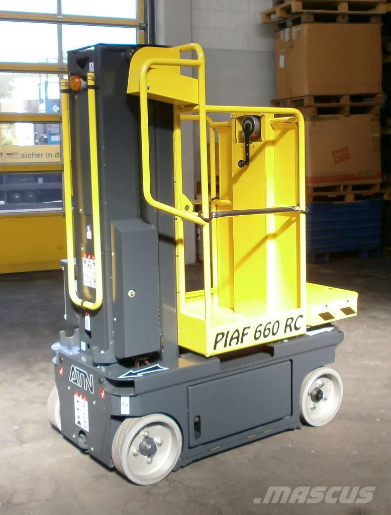 ATN PIAF 660RC / Picking