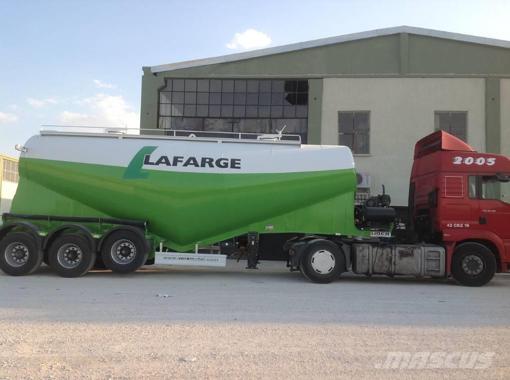 Lider cement bulker