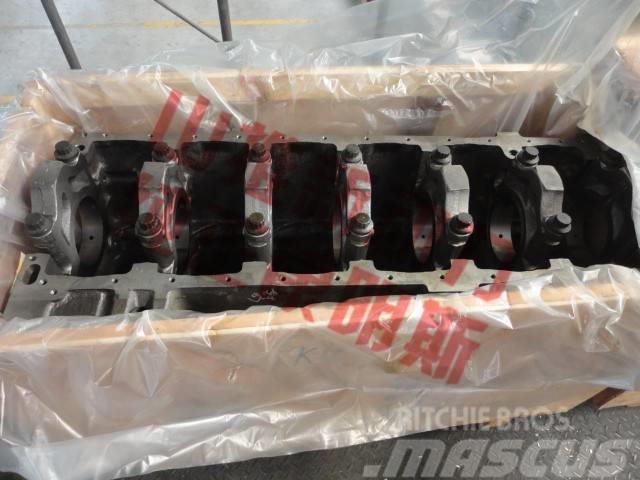 Cummins cylinder block nt855 k19 4b 6b 6c, 2015, Motorer