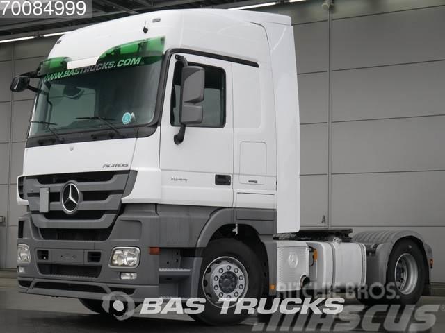 Mercedes-Benz Actros 1844 LS 4X2 Retarder Powersfhit Euro 5
