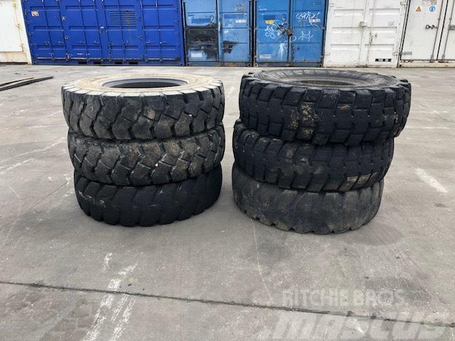 Michelin 14.00-24,14.00r24 opony do równiarki komplet