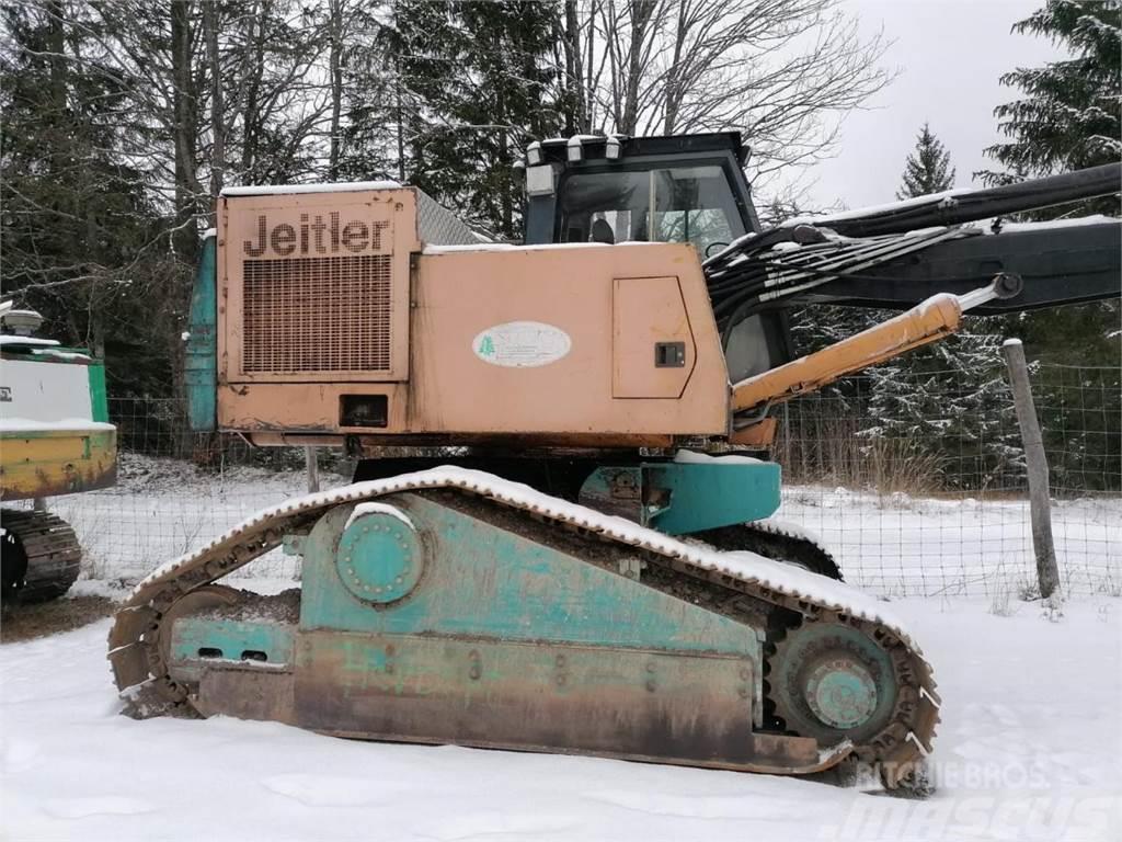 Case IH Poclain-Jeitler Juri 3 Harvester