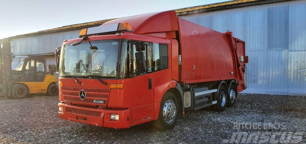 Mercedes-Benz ECONIC 2628LL