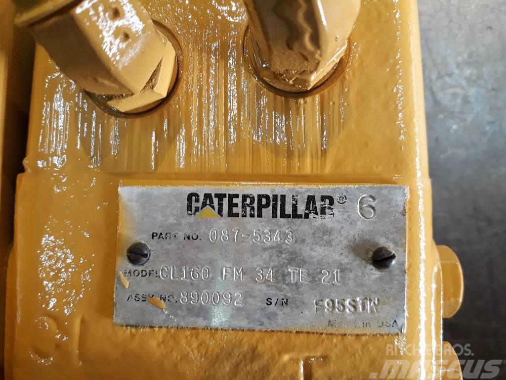 Caterpillar Zawór 0875343 VALVE