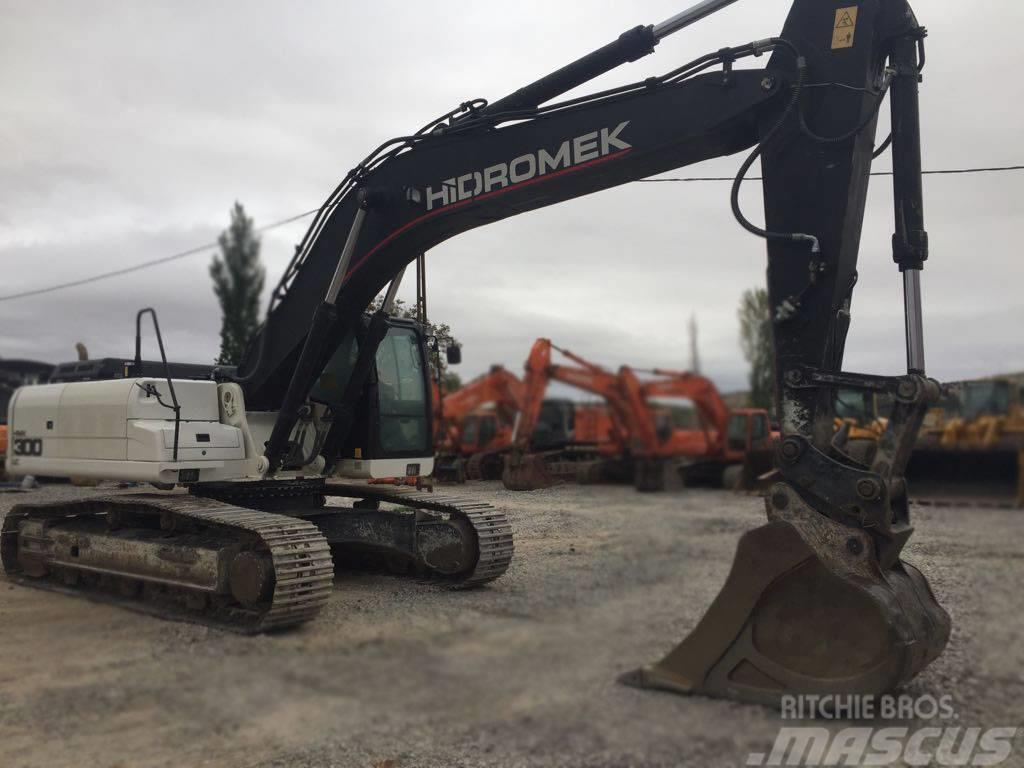 Hidromek HMK 300 LC