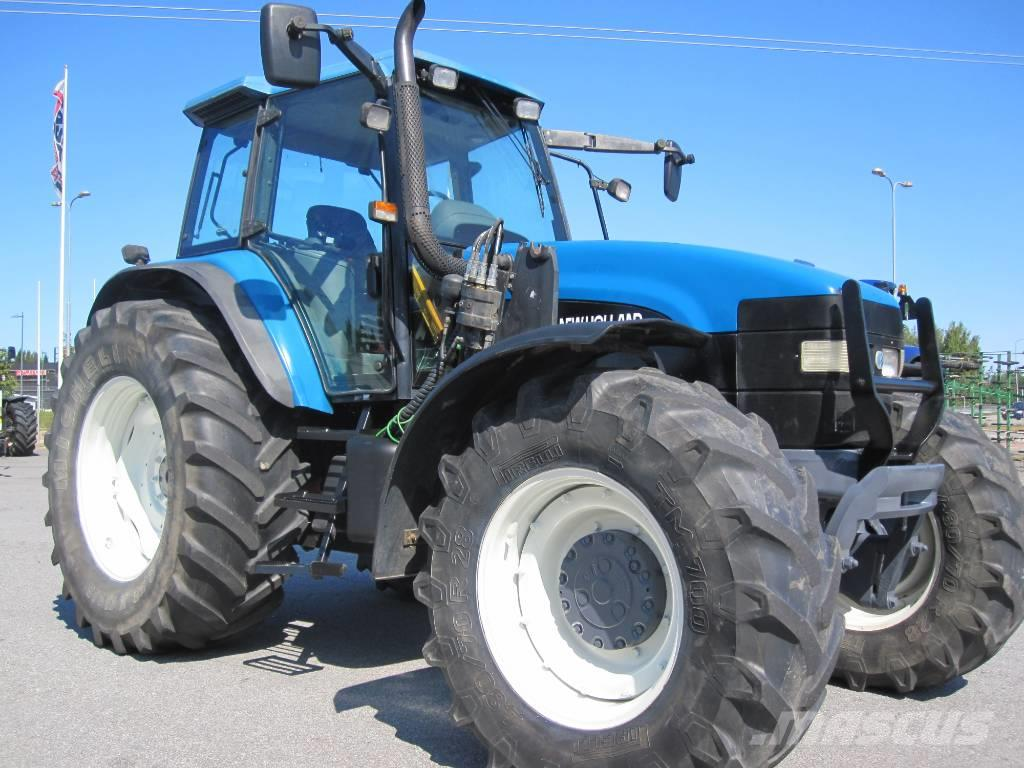 New Holland TM 150 SS