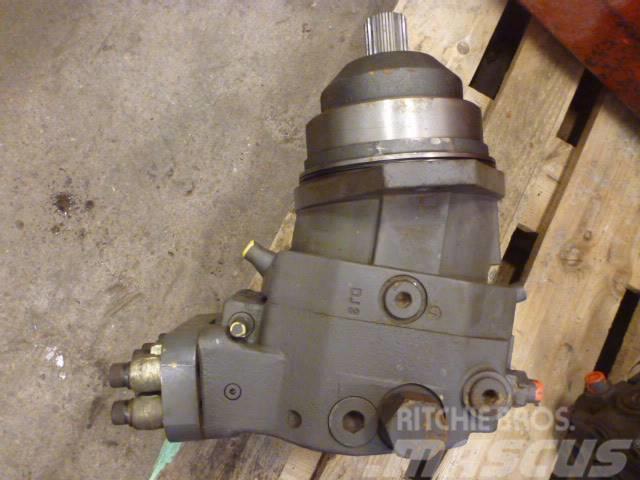 Volvo EC 460 B LC körmotor