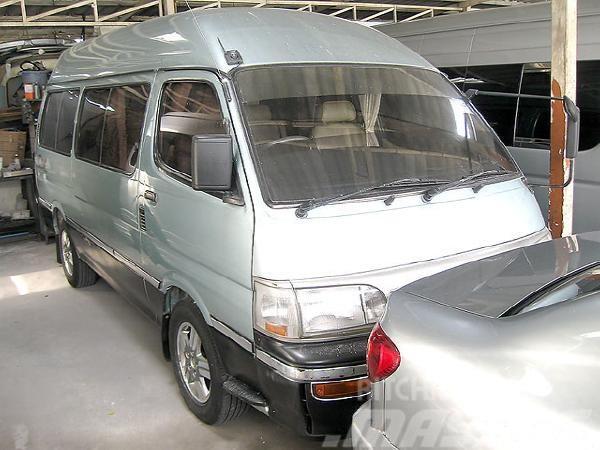Toyota HIACE หัวจรวด 2.8, 1996, Lätta skåpbilar