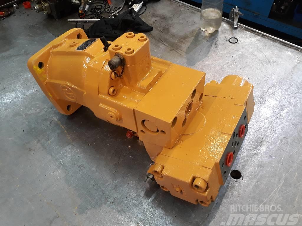[Other] Silnik HYDROMATIC A6VM107MO MOTOR