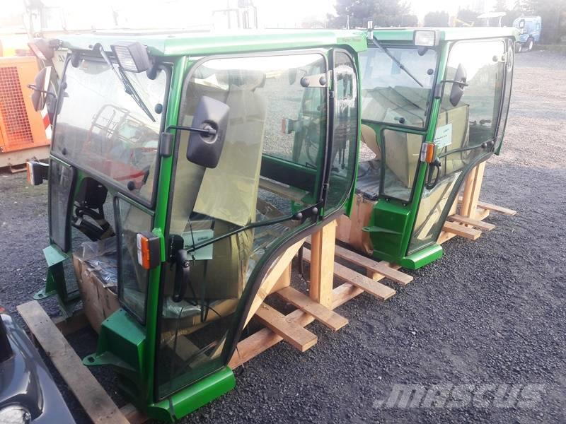 Berühmt Used Kabina Mauser John Deere 3320, 3520, 3720 cabins and interior @JV_93