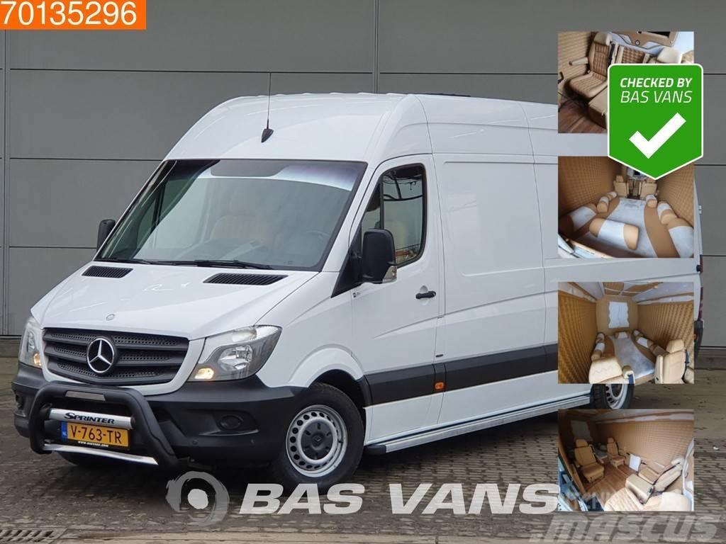 Mercedes-Benz Sprinter 313 CDI VIP Leder TV Bed XXL Uniek!!!!