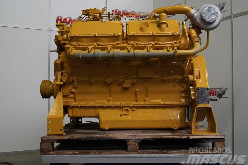 Caterpillar 3412, 2012, Motorer