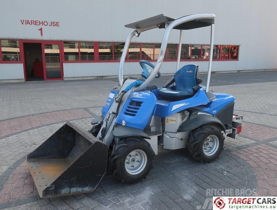 Multione M28D Mini Wheel Loader 4WD