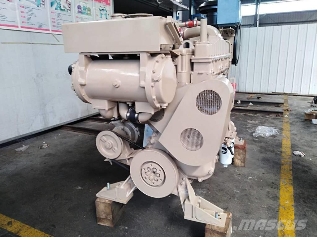 Cummins marine engine NT855-M400
