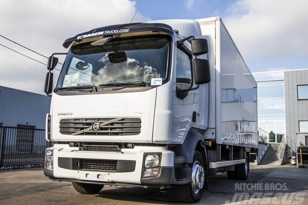 Volvo FL 240 (12T)+Kast 6.6m+Dhollandia