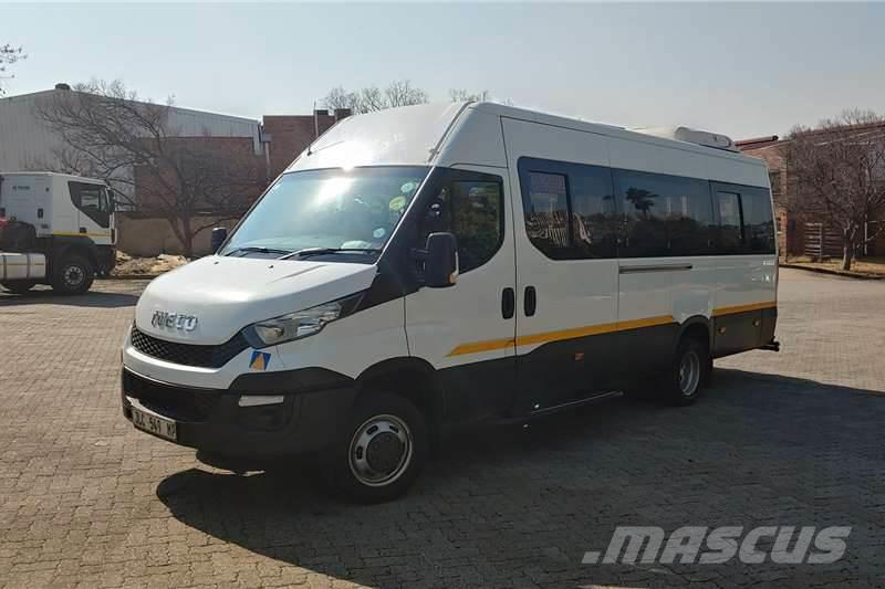 Iveco Daily 50-150 Luxury Bus