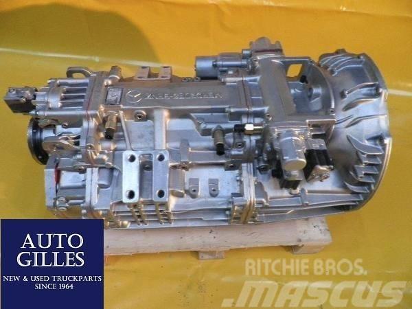 Mercedes-Benz Actros G240-16 / G 240-16 EPS