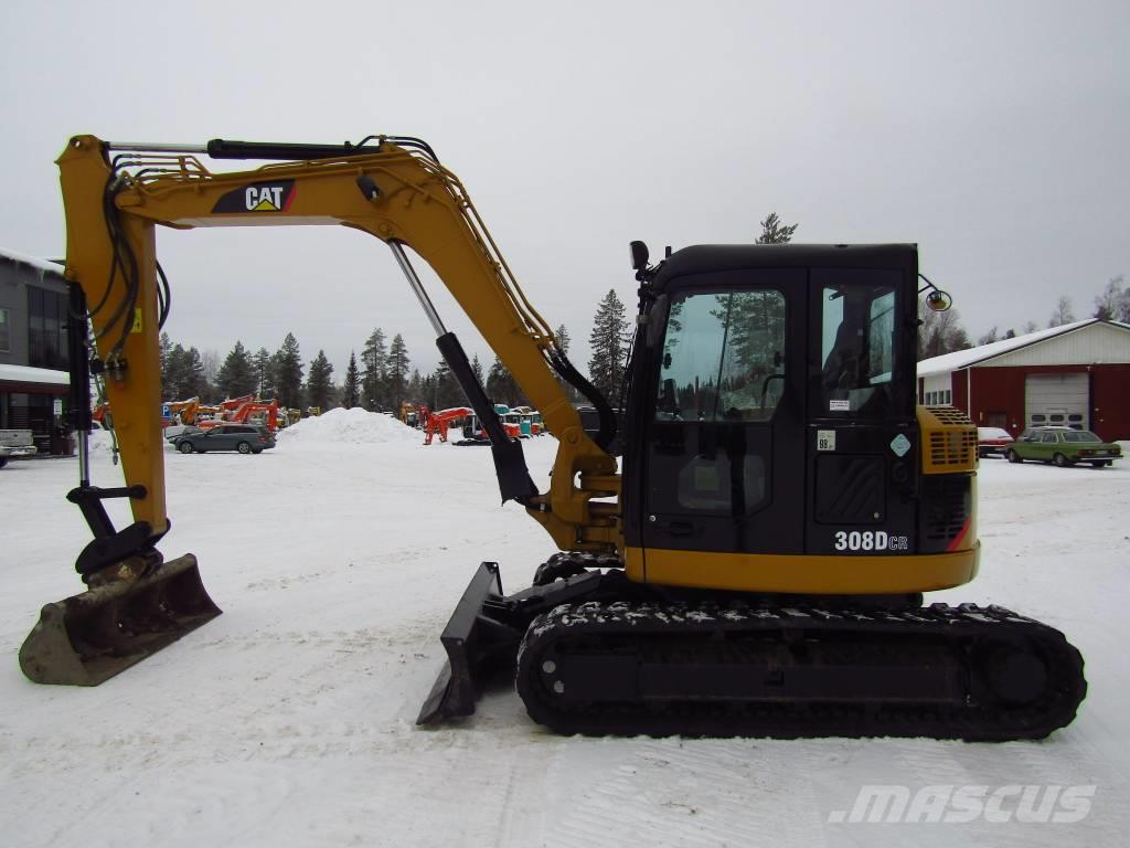 Caterpillar MYYTY! SOLD! 308DCR