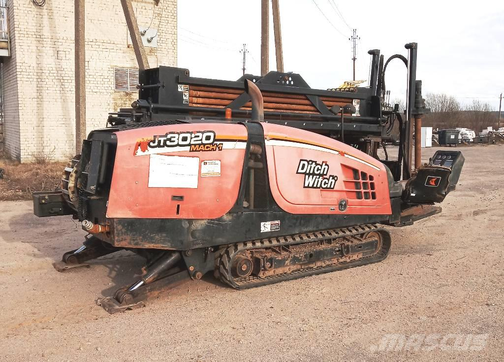 Ditch Witch 3020 Mach1