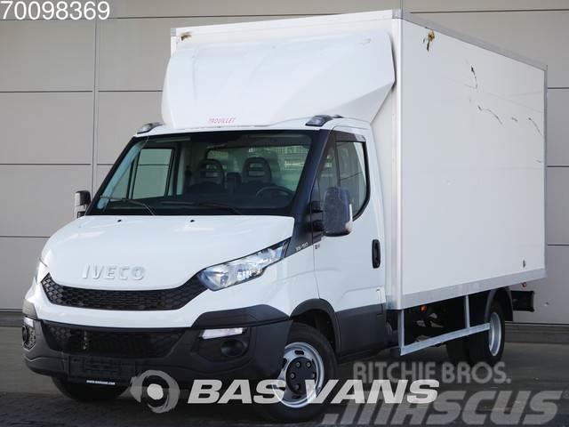 Iveco Daily 35C15 3.0 150PK Bakwagen Koffer 19m3 Airco C
