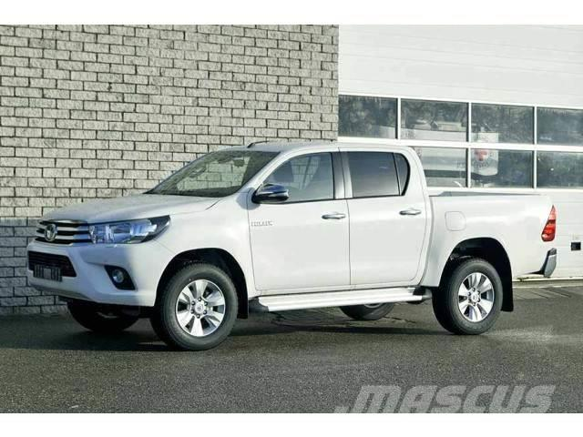 Toyota Hilux PUDC