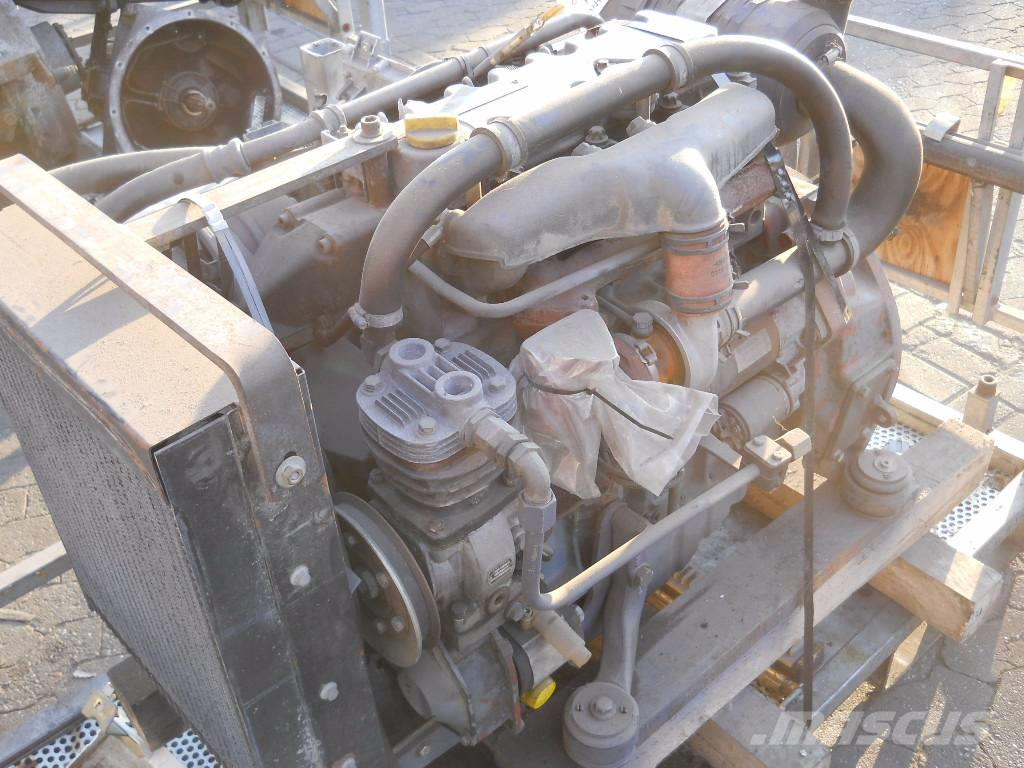 Deutz BF4M2011 / B F 4 M 2011 Code CE56, Motorer