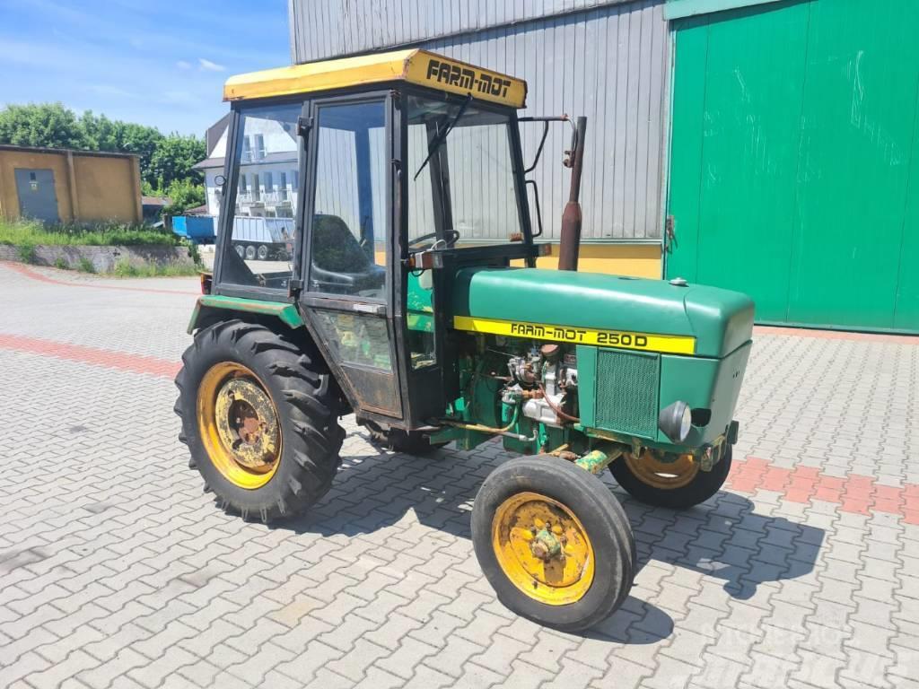 FARM-MOT 250 D Sam Ciągnik rolniczy FARM-MOT 250 D Sam Ciągnik rolniczy