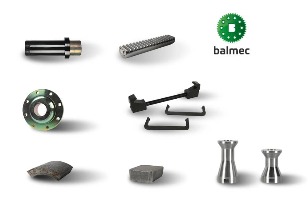 [Other] Balmec Forest Machine Accessories