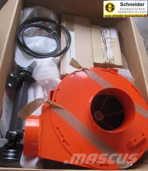 Kubota Kit Turbine + Ventil + PDF für GCD630 W20TK00428