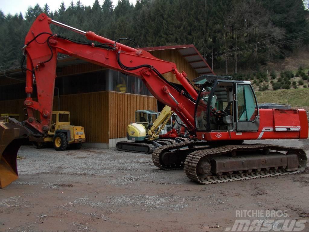 O&K Kettenbagger RH8