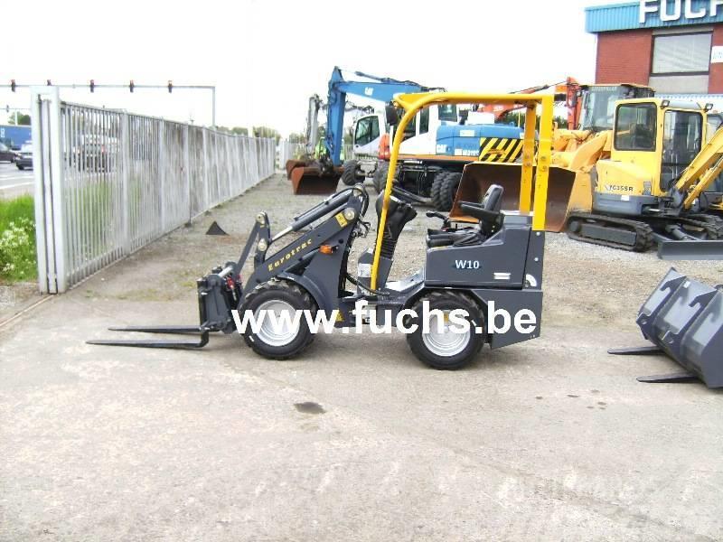 Eurotrac W10/800