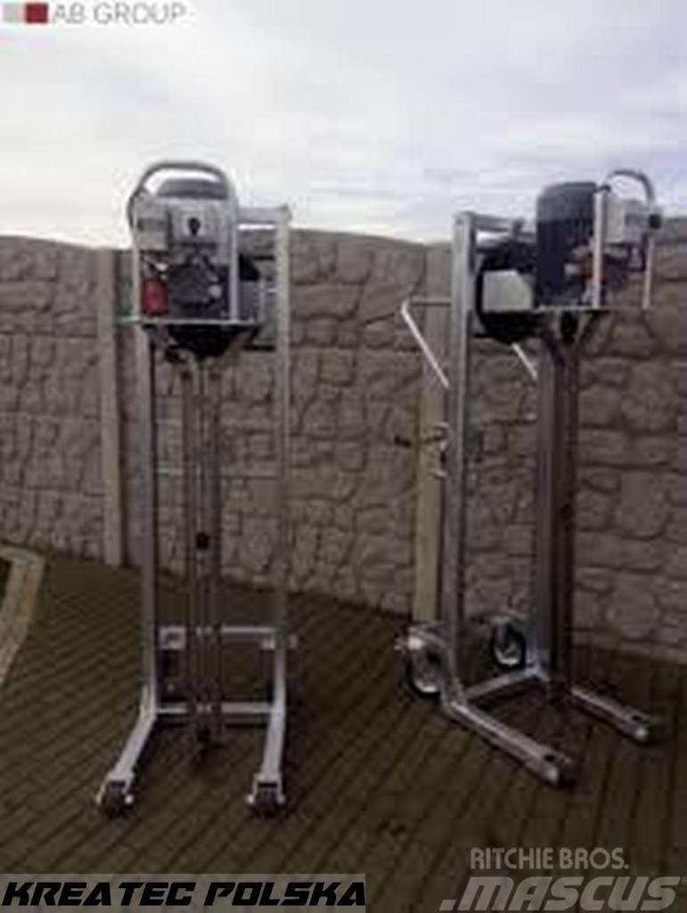 [Other] DOMET Electric stirrer for slurry  MOD-ME-1