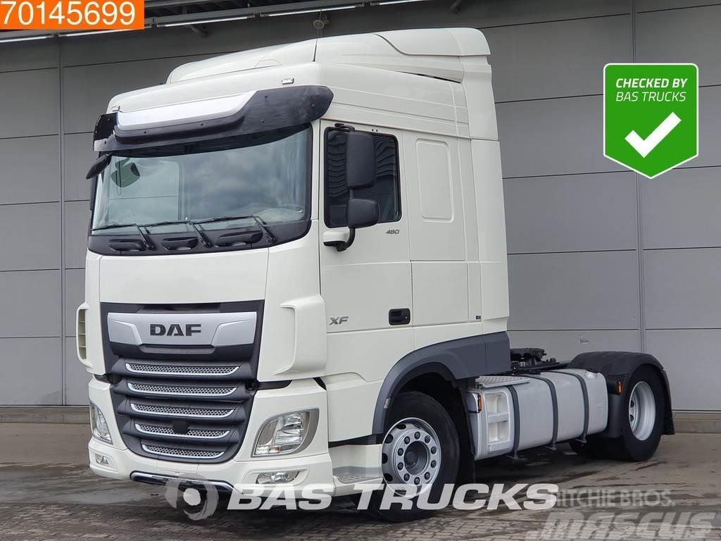DAF XF 480 4X2 SC ACC 2x Tanks Euro 6