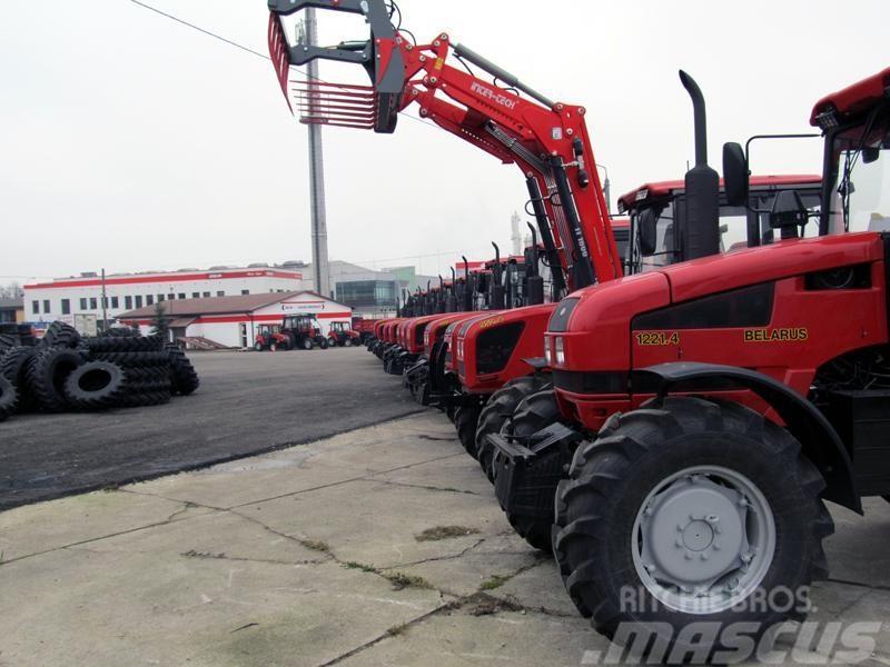 Belarus MTZ 1523.3
